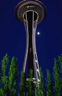 Seattle Health - The Space Needle